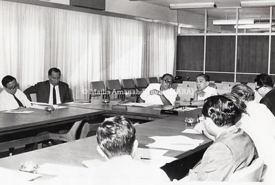 1967 - MESYUARAT AHLI MAJLIS BILIK MESYUARAT