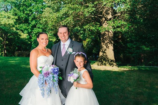 Kristen and David Wedding Photos 2