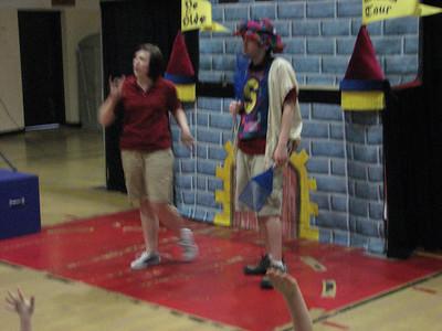 Broadway Madcap puppets