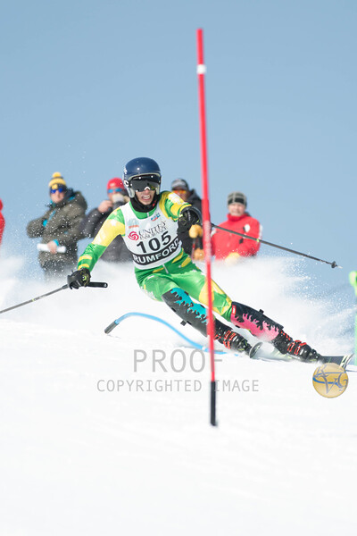 Boys Slalom 1st Run