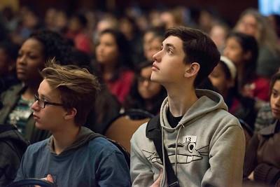 Student Event Intro: Nick Siegler