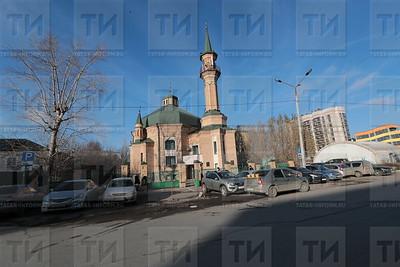 15.11.2019  Репортаж из мечети Энилер (Рамиль Гали)