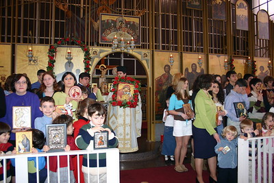 Community Life - Sunday of Orthodoxy - March 12, 2006