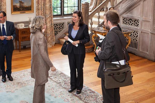 Laura Boldrini Visit