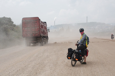Kunming to Dali (Highway G320)