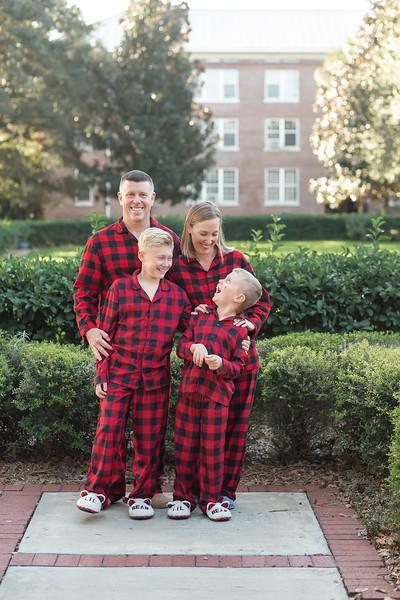 Bernier Family 2020