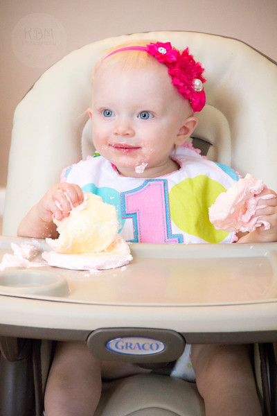 Adalynn's 1st Birthday Party