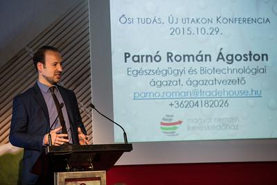 Megújuló hagyományos kínai gyógyászat Magyarországon Konferencia