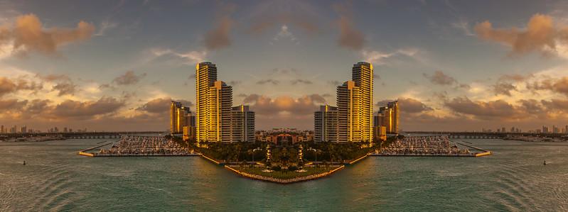 11-18-2016 我眼中的迈阿密港
