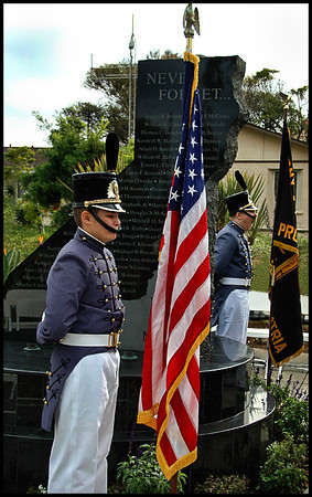 Carlsbad Veterans Day Memorial 2011