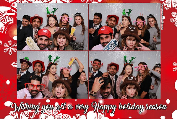 Allure Holiday Party 2019