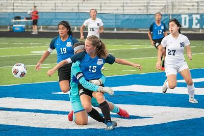 DHS Girls Soccer 08-16-2019