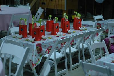 Annalia's 3rd Birthday Party