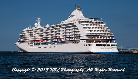Regent Cruises, Voyager, photo by NSL Photography