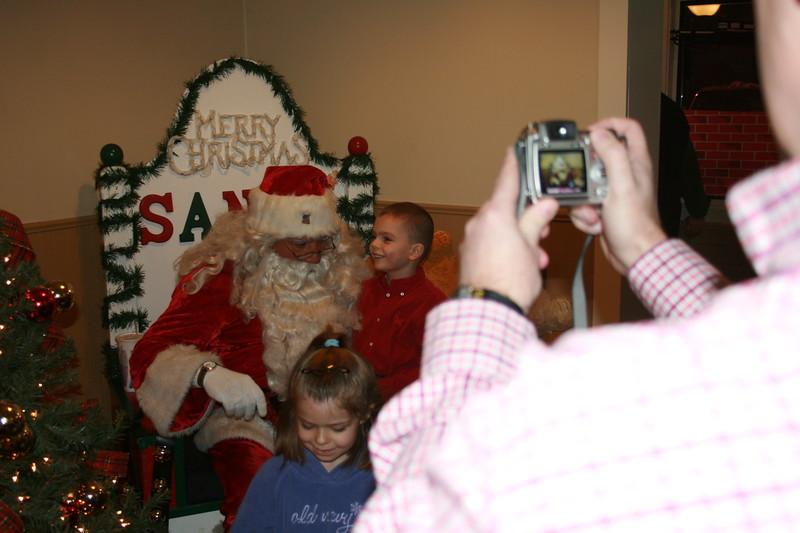 09 12 19 Megan Andrew w Santa