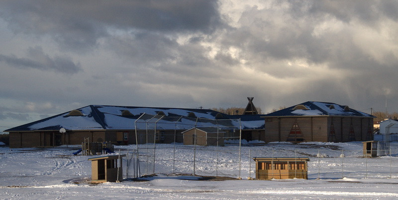 Webequie school - Simon Jacob Memorial Education Centre.