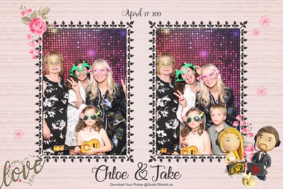 Chloe and Jake