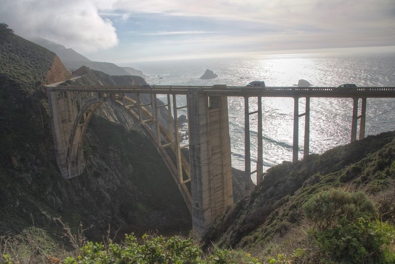 Bixby Bridge, PCH