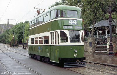 Crich • National Tramway Museum