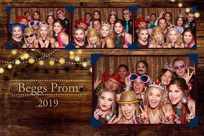 Beggs Prom 2019