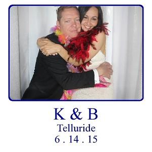 K & B Wedding