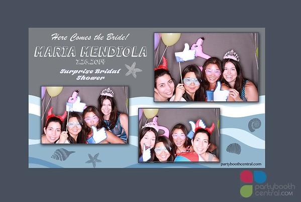 Maria's Surprise Bridal Shower Party