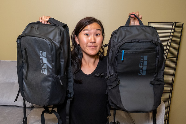 GoPro Daytripper and Seeker Backpacks