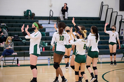 Volleyball: Loudoun Valley 3, Heritage 1 by Svemir Brkic on March 6, 2021
