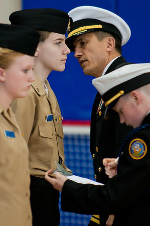 NJROTC Inspection Day_March 2012