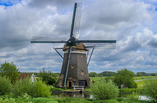The Netherlands 2016, Windmill Tour