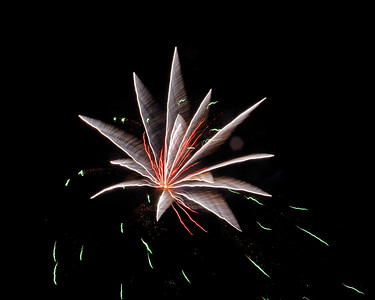 4th of July Fireworks Gordon Wi