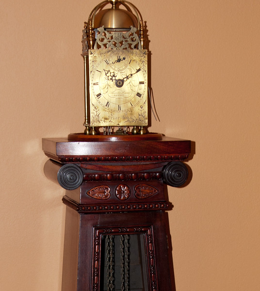 Early 17th Century Lantern Clock