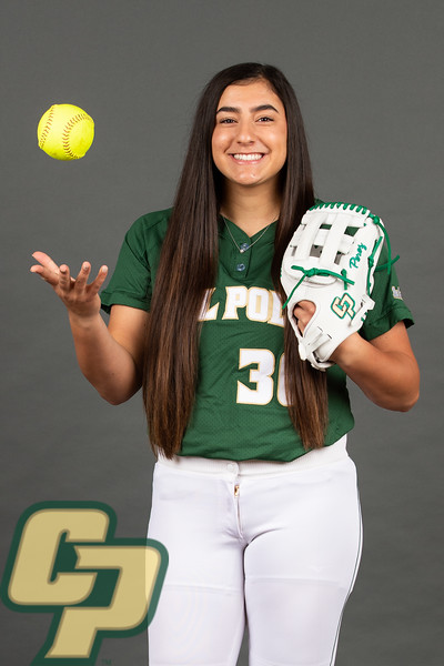 Cal Poly Softball 2020-21 Marketing Photos