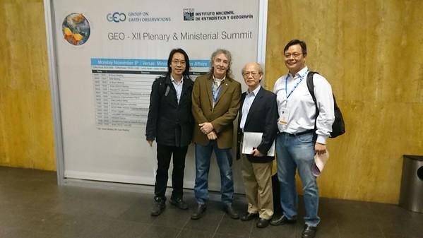 20151110 GEO第十二次大會