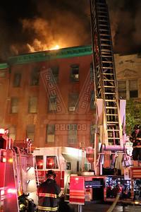 Hartford, Ct 3rd alarm 7/27/15