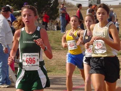 2004 Regionals - Girls