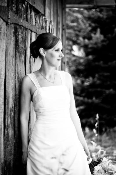 Korin and Nick Langley BC Wedding - 2010