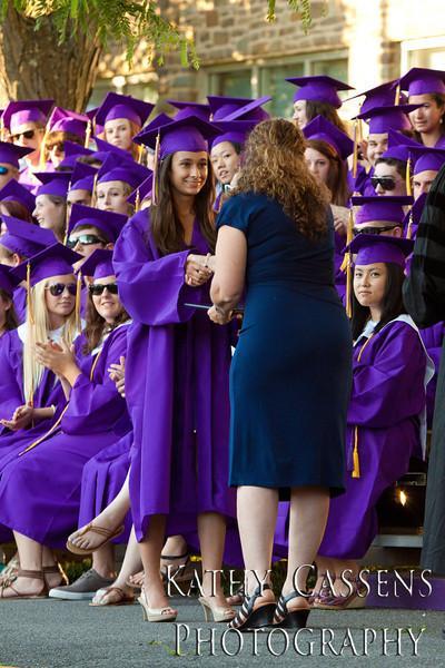 Diplomas and Hats