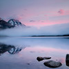 View from Lilly Lake Grand Teton National Park. Taken just before sunrise using long exposure and 2 stop GND filter.