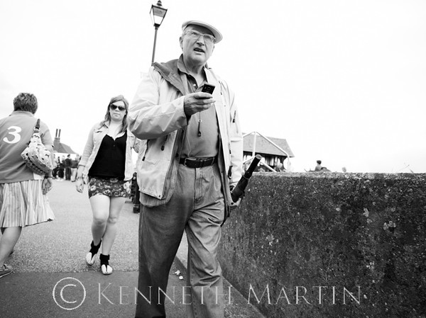 The Test - Aldeburgh - Shooting from the Hip