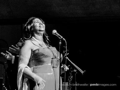 Aretha Franklin  (Apr. 2013)