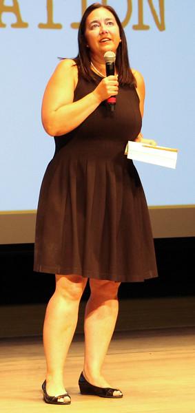 2019: Distinguished Speaker Erin Gruwell