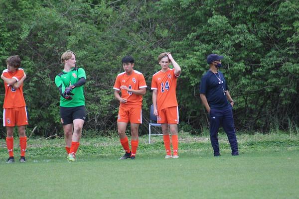 Soccer vs Greenbrier