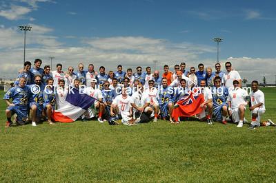 FIL World Championships - Bermuda vs France  2014-07-11