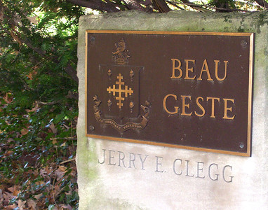 2nd Grade Field Trip- Clegg Gardens