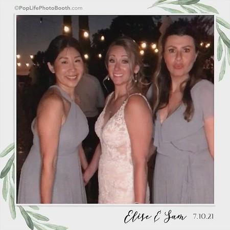 071021 Elise+Sam Wedding