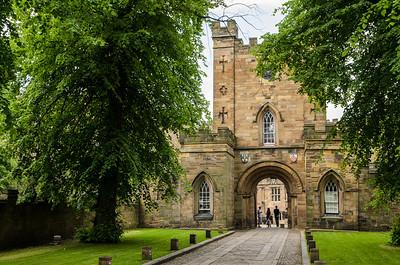 Norman Cathedrals - Durham