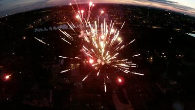 2014-07-04 Fireworks (Plainfield, IL USA)