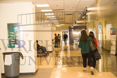 15264 Spirit Week in the Student Union Atrium 2-10-15