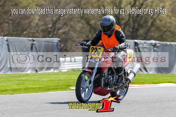 Honda 500 Freshman & Cup TSGB Oulton Park 2018